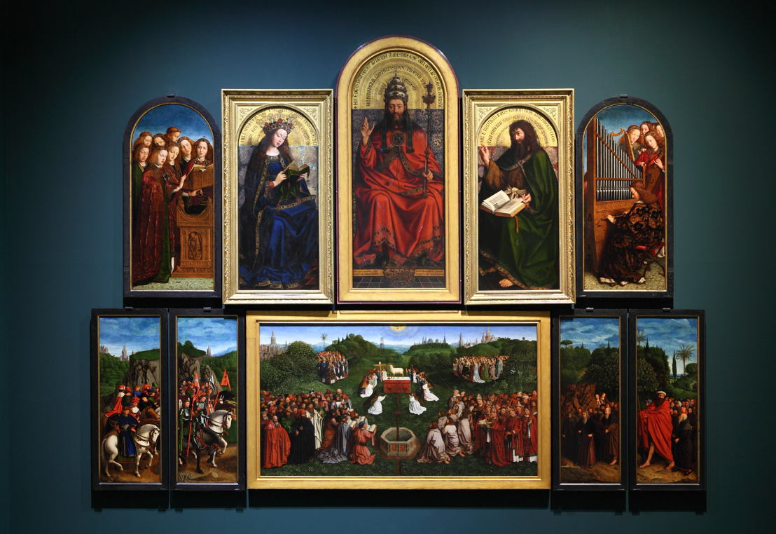 Michiel Coxcie. The Flemish Raphael, M - Museum Leuven, 2013 (c) Dirk Pauwels