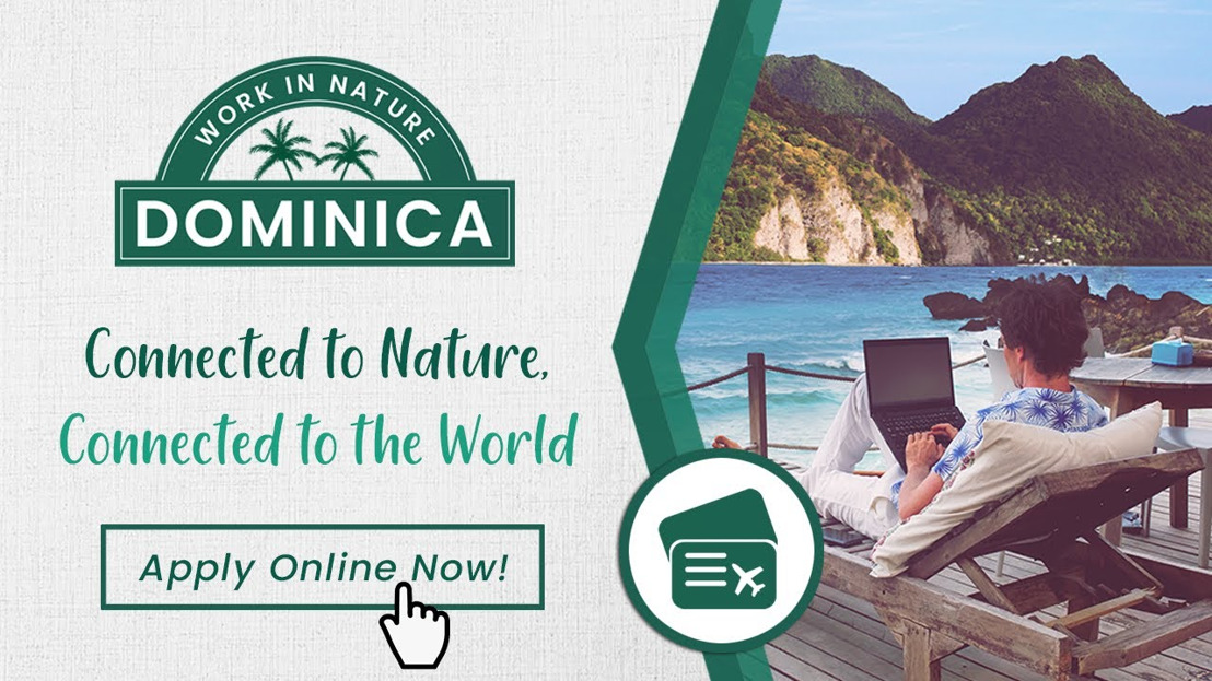 Dominica Invites you to Work In Nature