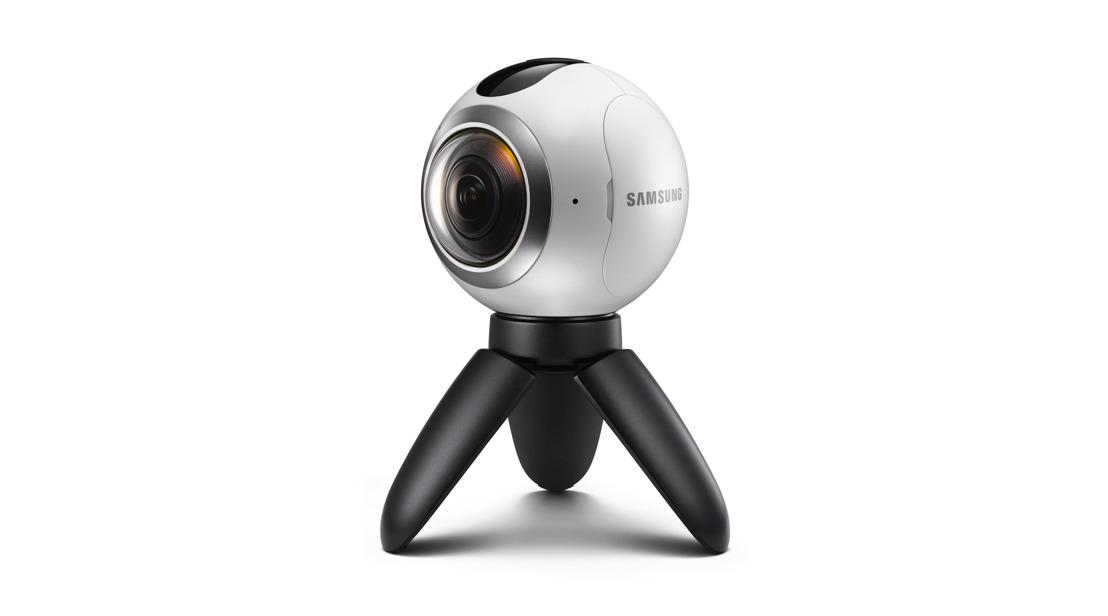 Samsung Gear 360 vanaf 10 juni verkrijgbaar in Nederland