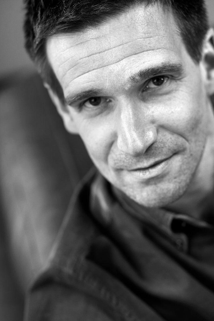 Auteursfoto Peter Schrijvers (c)Koen Broos