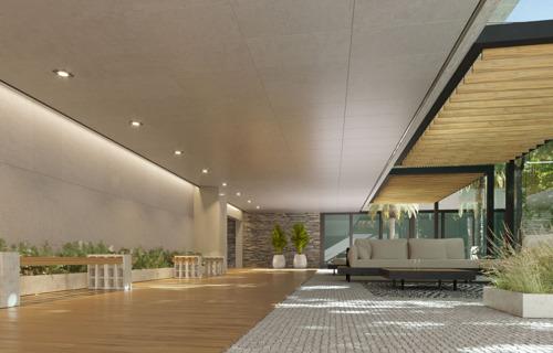 Preview: Concrete Veneer: waar beton en perfecte akoestiek samenkomen