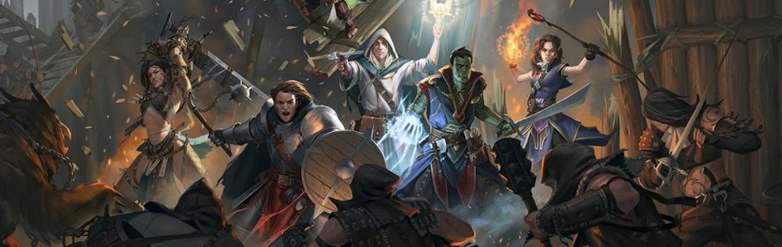 Episches Spiele-Projekt vor dem Start: Erstes Pathfinder-cRPG in der Entwicklung