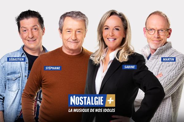 """Preview: """"Entre Nous"""", la nouvelle émission de Sabine Mathus sur Nostalgie+"""