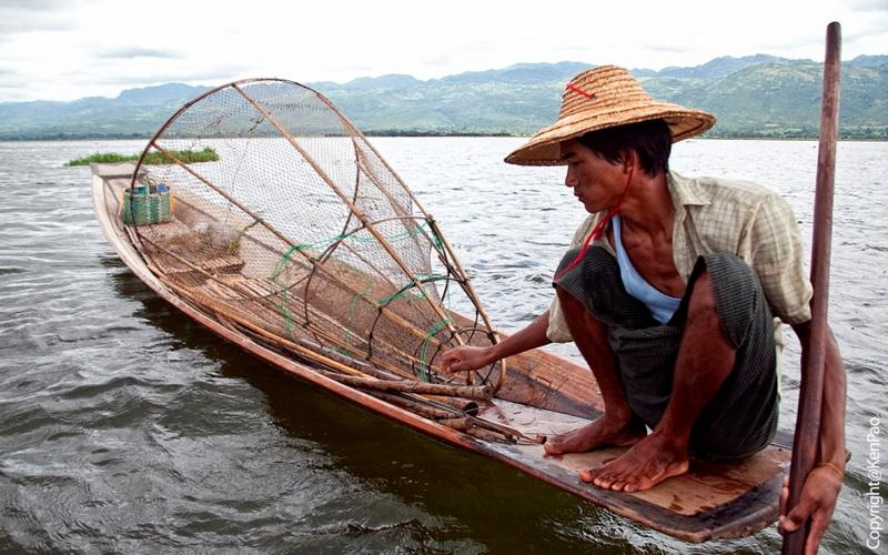 Myanmar_Inle Lake