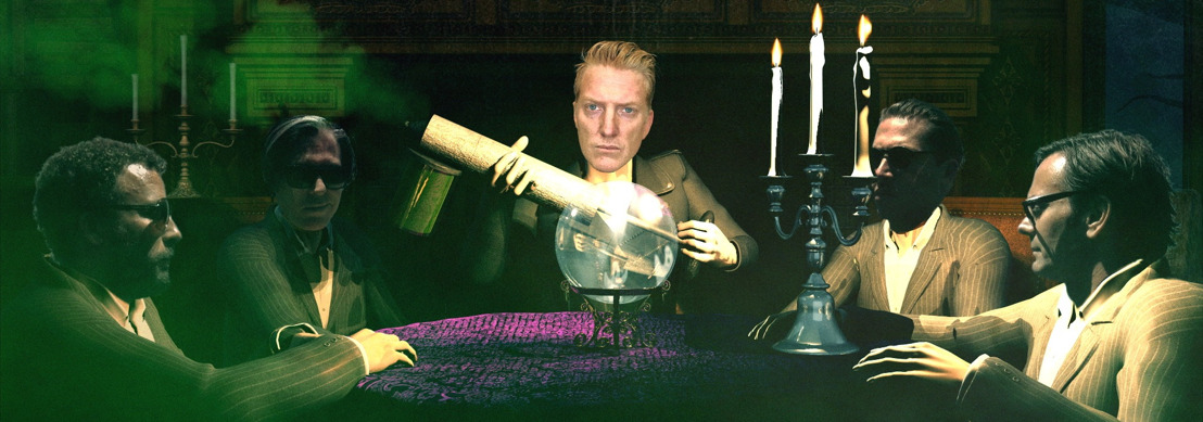 Queens of the Stone Age take you on a haunted house ride