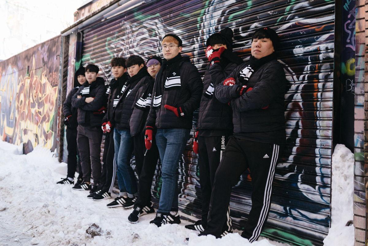 Toronto Defiant, Graffiti Alley in Toronto (credit: @deunk)