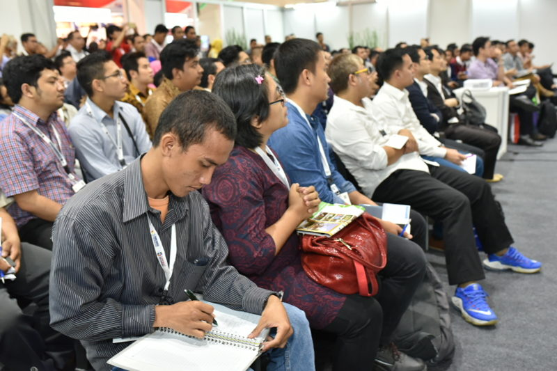 Workshop at Konstruski Indonesia and The Big 5 Construct Indonesia 2016
