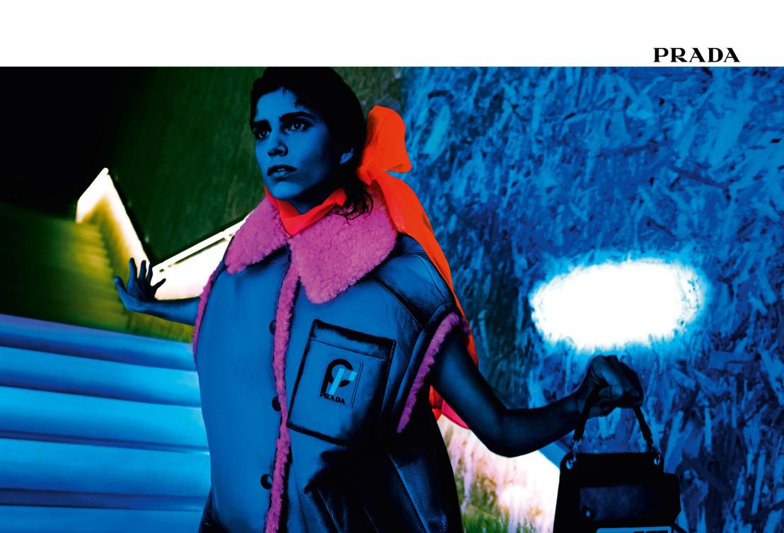 Campaña Publicitaria Prada Otoño/Invierno 2018: Ultravision