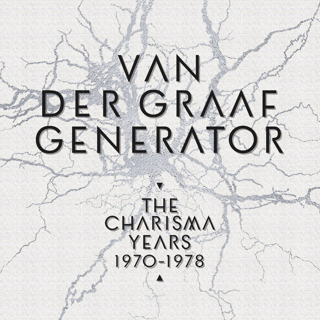 VDGG The Charisma Years Box cover artwork