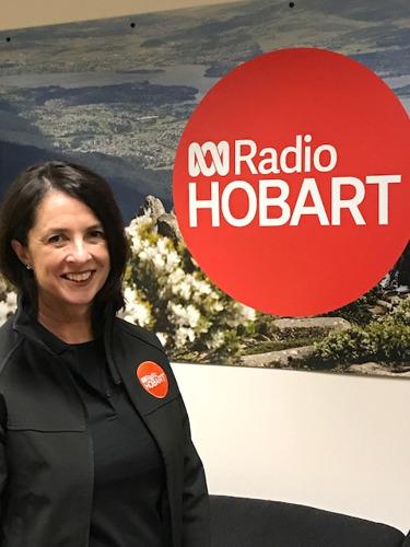 Jocelyn Nettlefold leaves ABC Radio Hobart