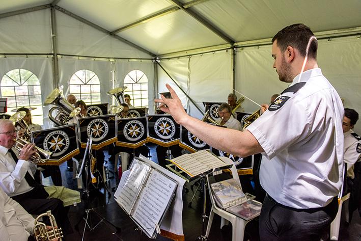 St John Brass Band