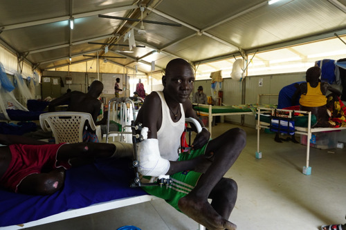 MSF: South Sudan - renewed clashes and a forgotten crisis.