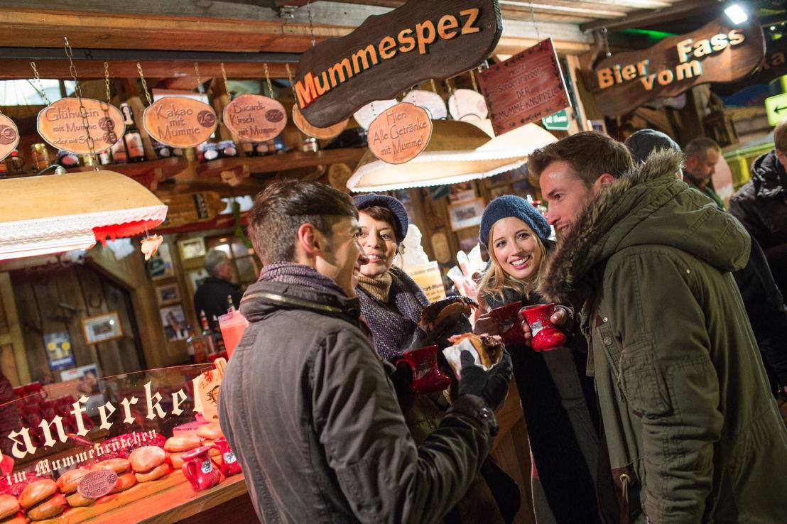 Mummeglühwein Braunschweig