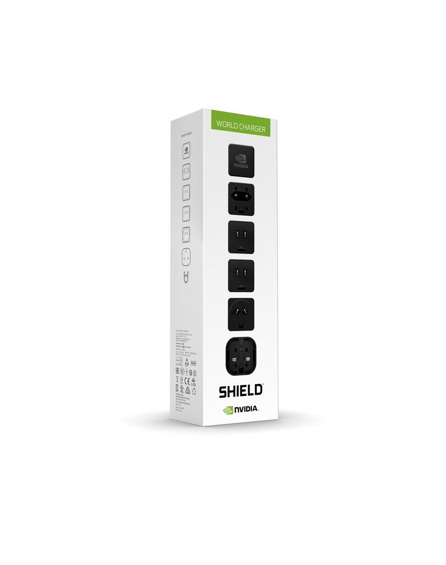 NVIDIA SHIELD Tablet Verpackung 3