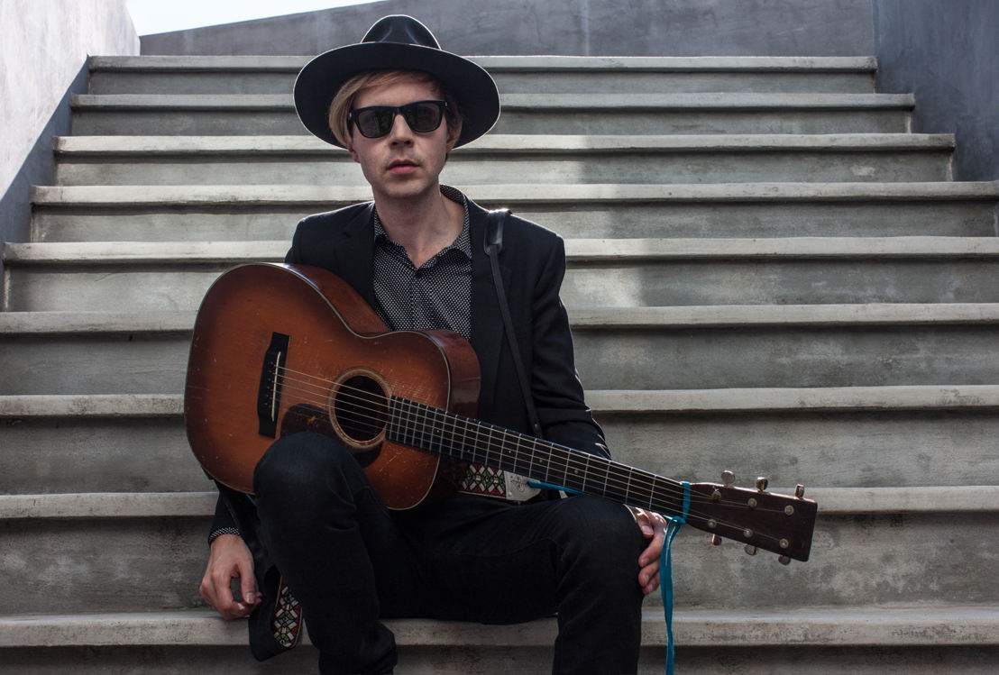 Beck - (c) Colin Finlay