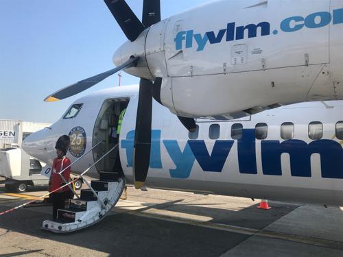 VLM celebrates 25 years Antwerp-London City Airport