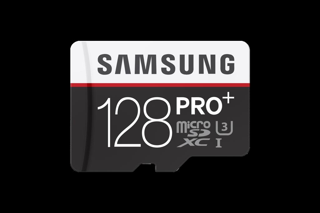 Samsung PRO Plus 128GB microSD-kaart