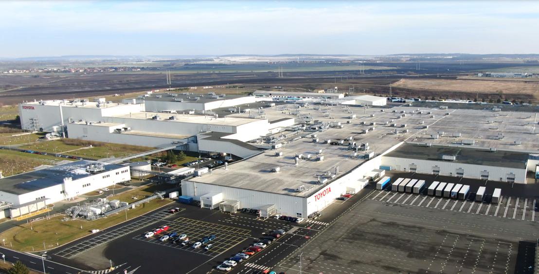 Toyota bevestigt productie nieuw A-segmentmodel in Tsjechië