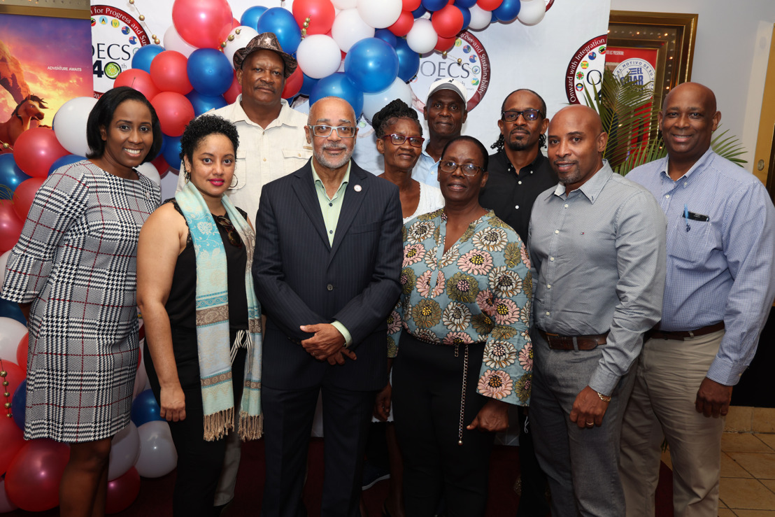 """OECS Premieres a Special 40th Anniversary Production """"OECS for Me"""""""