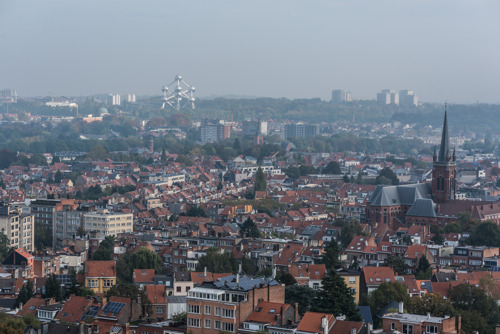 Air pollution Brussels hits socially vulnerable people hardest