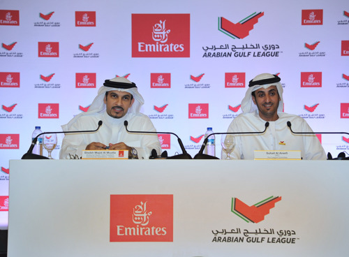 Emirates Partners with Arabian Gulf League