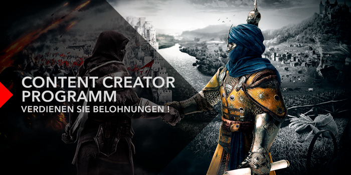 Preview: MY.GAMES CONTENT-CREATOR-PROGRAMM