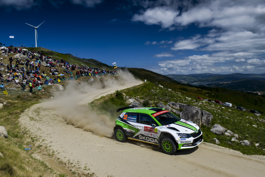 Rally Poland: Pontus Tidemand and Jonas Andersson want to continue WRC 2 winning streak for ŠKODA