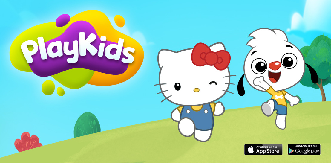 PlayKids anuncia la llegada de Hello Kitty