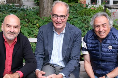 Voormalig directeur van Christie's België Roland de Lathuy vervoegt Baronian Xippas om er een nieuwe afdeling Private Sales op te richten
