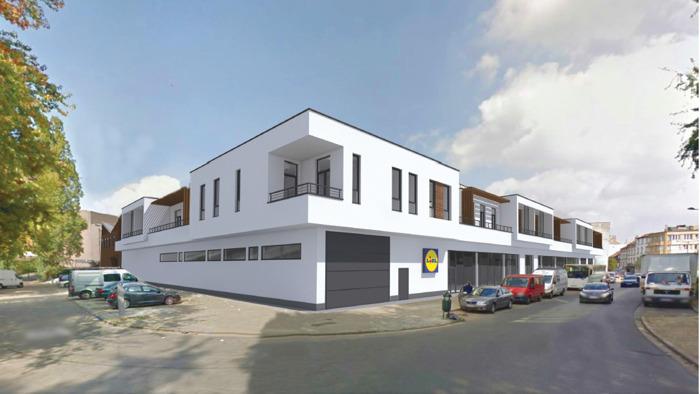 Lidl ouvre un magasin flambant neuf à Anderlecht