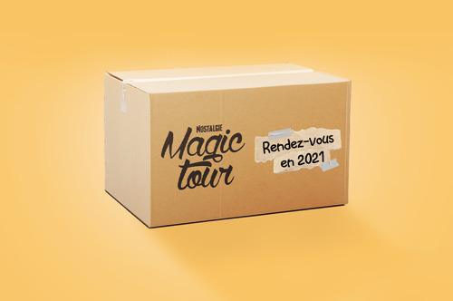 Nostalgie organisera une grande collecte de piles et de batteries usagées au profit des enfants défavorisés.