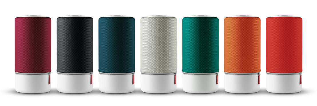 Libratone rafle le très convoité Red Dot Award