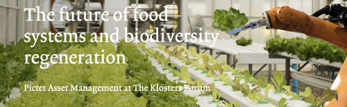 The future of food systems and biodiversity regeneration
