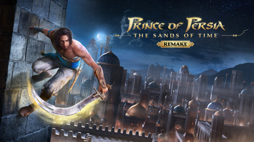 DER PRINZ IST ZURÜCK IN PRINCE OF PERSIA®: THE SANDS OF TIME REMAKE
