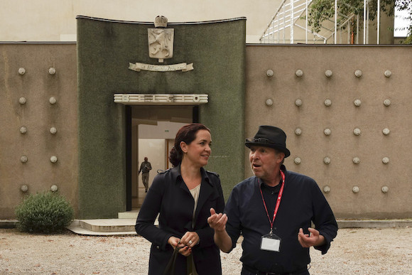 Eva Wittocx and Dirk Braeckman, Belgian Pavilion Venice (c) Sarah Bruyninckx