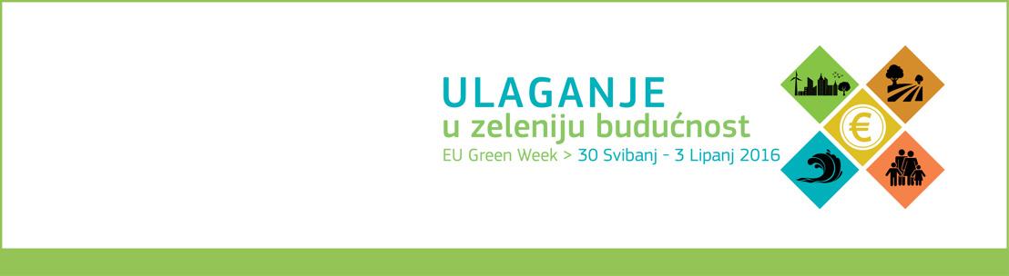 Ulaganje za zeleniju budućnost – EU pokreće Zeleni tjedan 2016.