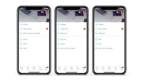 KBC Mobile: voortaan ook in discrete modus en in dialect.