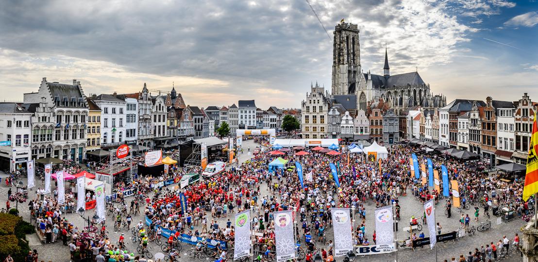 Persuitnodiging: Kom op tegen Kanker maakt zich op voor tiende editie van de 1000 km