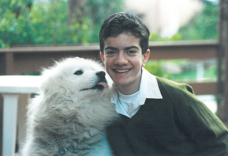 Australian Story Sam Dastyari aged 13