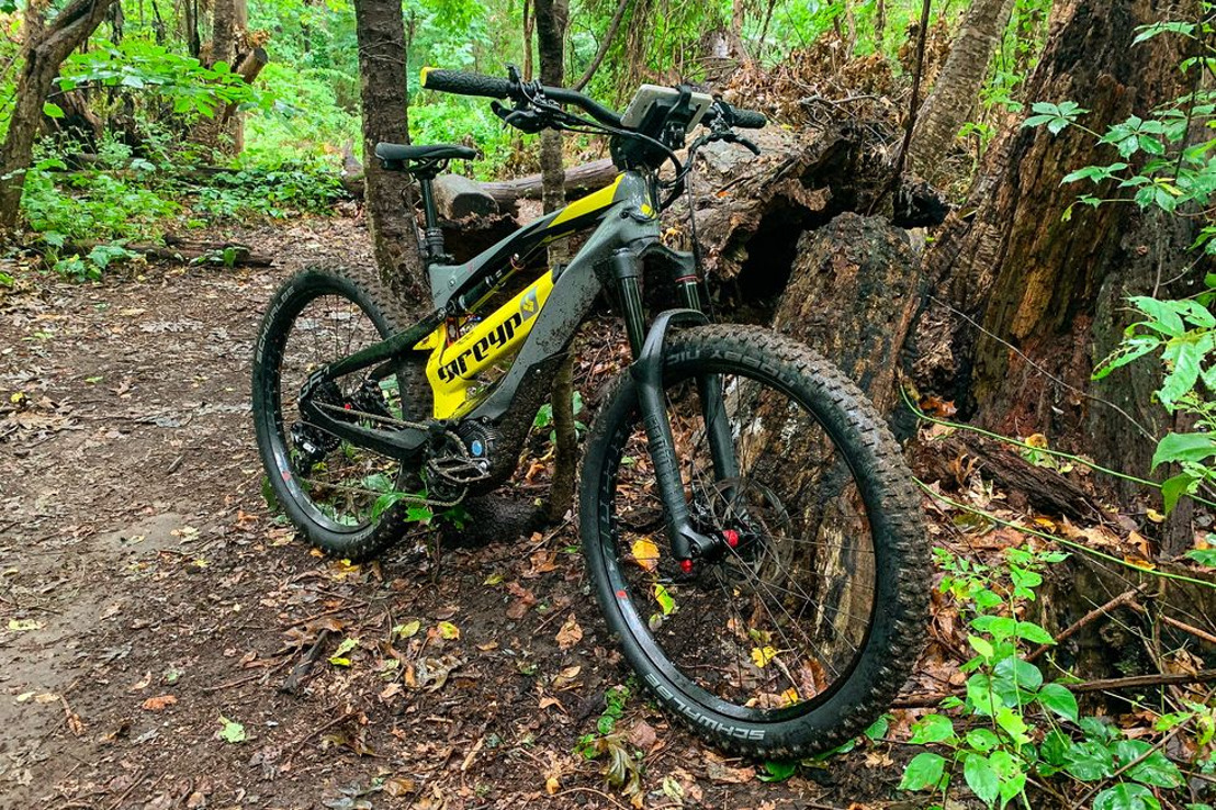 This Electric Mountain Bike Is Unlike Anything Else on the Road — or off it