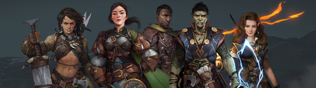 PATHFINDER: KINGMAKER LAUNCHES KICKSTARTER CAMPAIGN