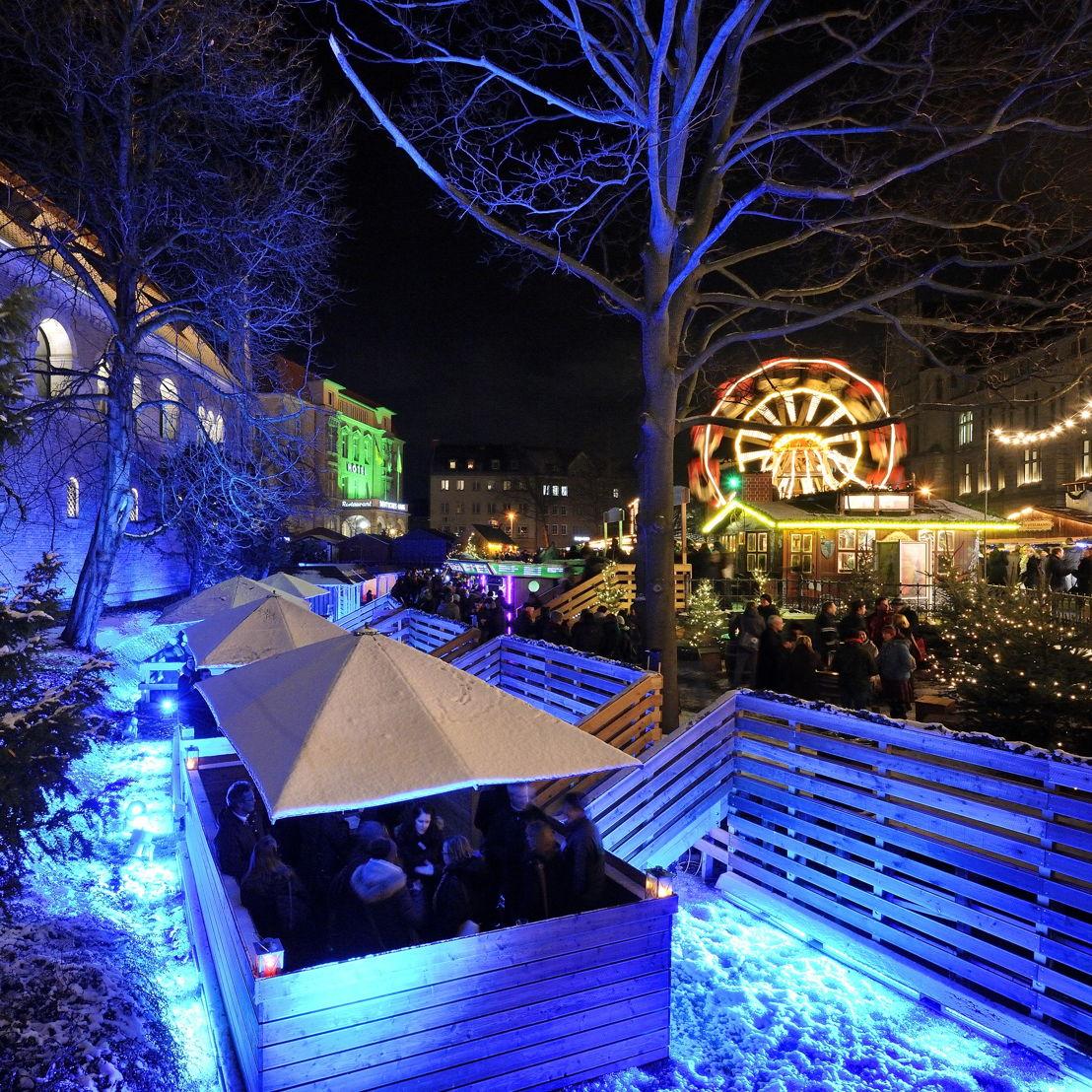 Braunschweig Weihnachtsmarkt Burggraben klc) Braunschweig Stadtmarketing Daniel Möller