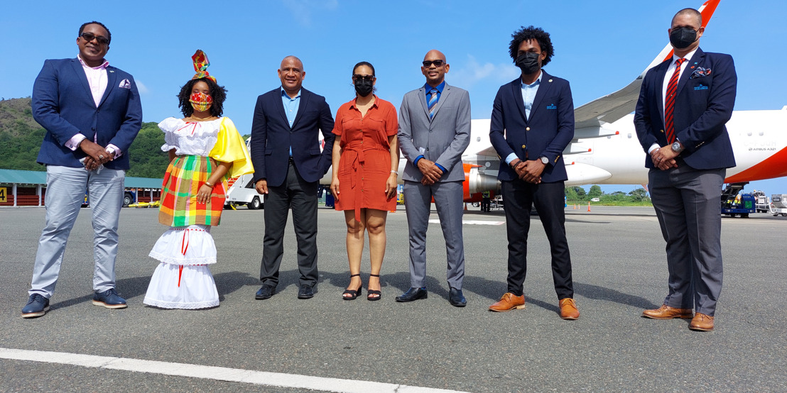Saint Lucia Celebrates the Reopening of the Canadian Market