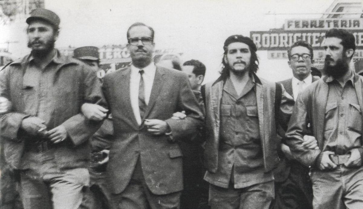 Leiders van de Cubaanse revolutie (c) Perfecto Romero
