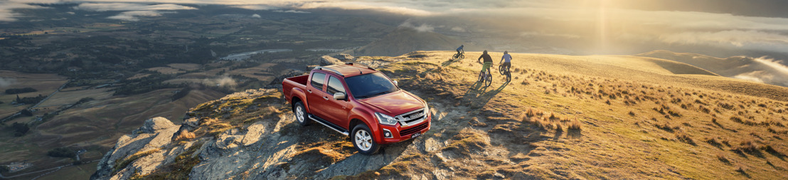 Isuzu D-Max valt meermaals in de prijzen