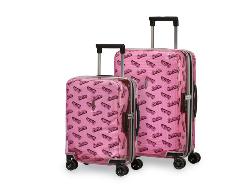 La Vie en Rose met Samsonite x Barbie