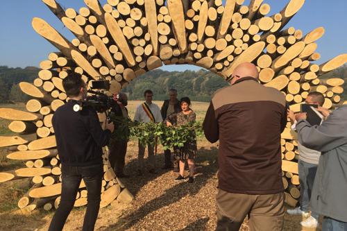 Ook Chartreuzenbos heeft zijn eerste natuuroase om in te bosbaden