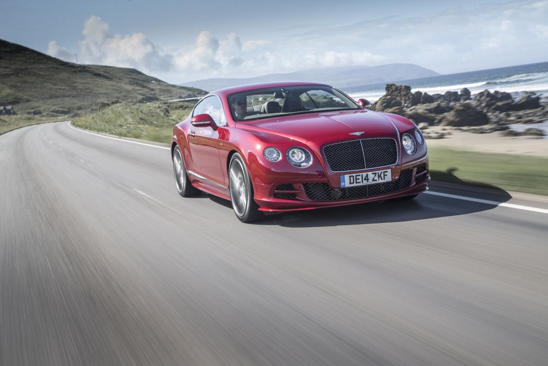Vraag naar Bentley blijft stijgen