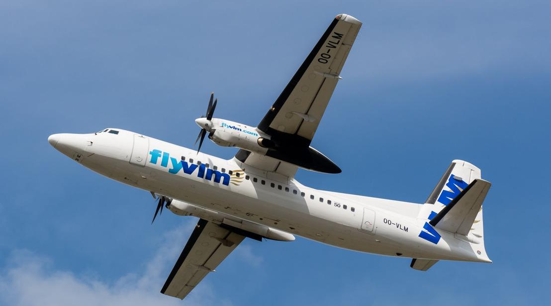 VLM Airlines verdoppelt Flüge auf der Strecke Antwerpen-München und fliegt ab 26. März Antwerpen-Birmingham