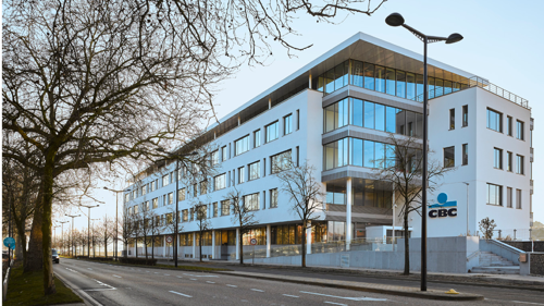 CBC Banque & Assurance inaugure son nouveau siège à Namur